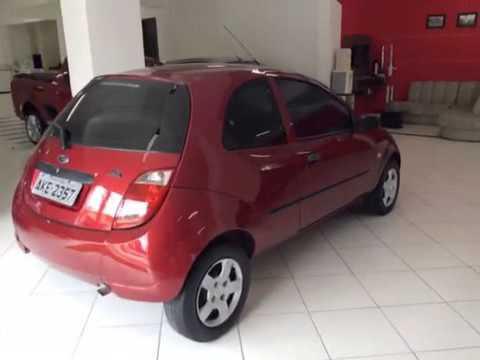 Ford Ka   Mpi Gl V P  Carros Usados E Seminovos Jean Ril Veiculos Curitiba Pr Youtube