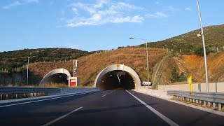 Gambar cover Driving from Belgrade to Skiathos (Time Lapse)