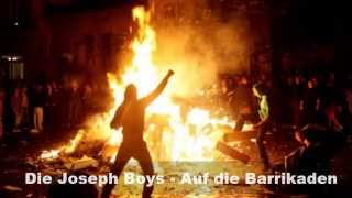 The Joseph Boys - Auf die Barrikaden