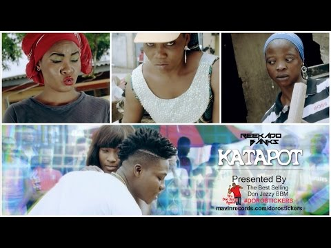 VIDEO: Reekado Banks – Katapot