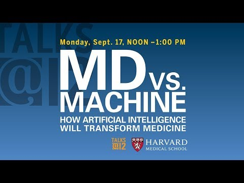 MD vs Machine: How Artificial Intelligence Will Transform Medicine