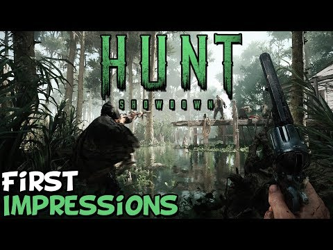 "Hunt Showdown First Impressions ""Is It Worth Playing?"""