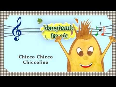 Canzoni per bambini: MANGIANDO FAVOLE tracce presenti sul cd