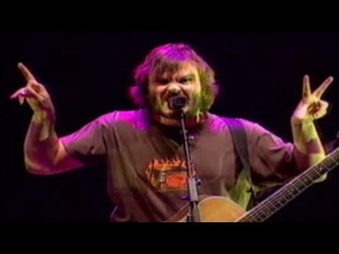 Tenacious D | Tribute | Rage Music Video Show on ABC
