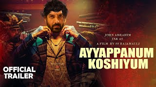 Ayyappanum Koshiyum Trailer 51Interesting Facts | Remake Of The Malayalam Film | John Abraham