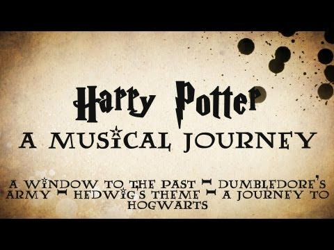 Harry Potter Medley : A Musical Journey (Piano Original)