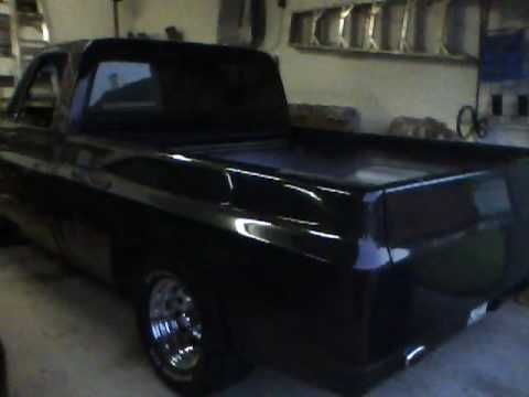 custom 1985 chevy truck