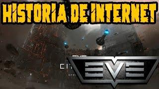 LA NAVE MAS GRANDE DEL UNIVERSO: Eve Online.