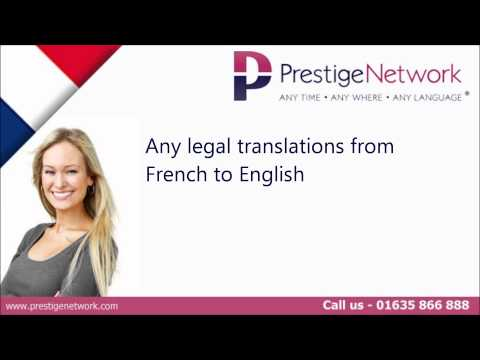 French Translation | Translation French