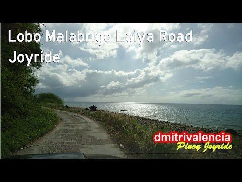 Pinoy Joyride - Lobo Malabrigo Laiya Road Joyride