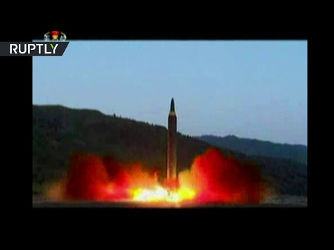 Latest missile test 'successful,' rocket 'can carry nuclear warheads' – N. Korea