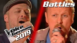 Mumford & Sons - Little Lion Man (Allan vs. Andrew) | The Voice of Germany 2019 | Battles