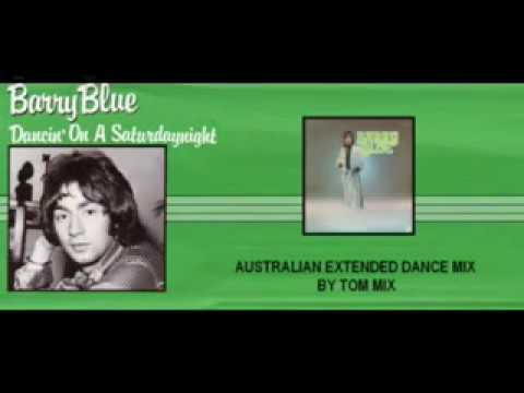 Barry Blue - Dancin' On A Saturday Night (12'' Tom Mix Version)