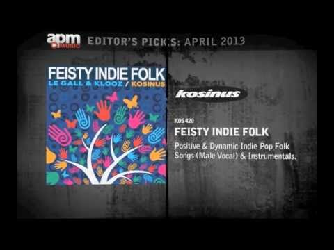 APM Music April 2013 New Releases: Editor's Picks