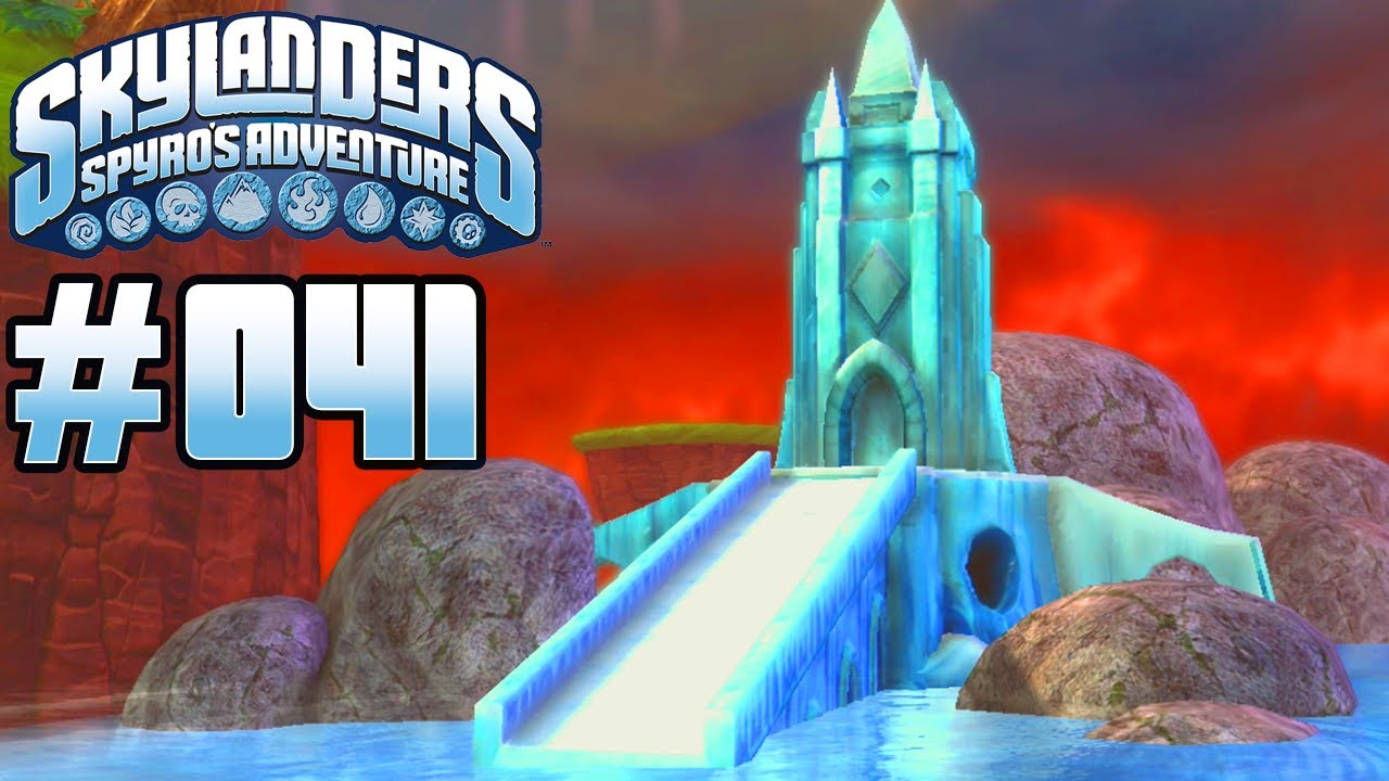 Skylanders Spyros Adventure Pack - Empire of Ice
