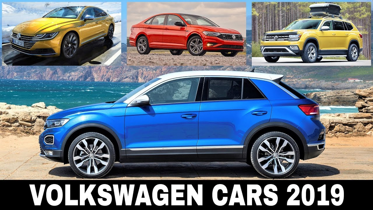 Volkswagen Cars And Suvs Coming