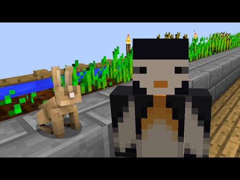 Minecraft - Sky Block - Rabbit Escape! [Episode 14]
