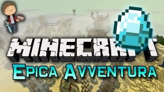 Minecraft: Epica Avventura - Adventure Map w/Mitch, Jerome & Ian!