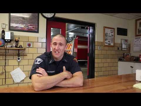 Calendar Truck Series - Dayton (OH) Fire Department