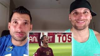 Live It Up - Nicky Jam feat. Will Smith & Era Istrefi (2018 FIFA World Cup Russia) [REACTION]