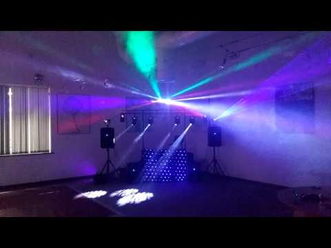 simply disco coventry  mobile disco 19/9/15 adj zipper inno pocket american dj