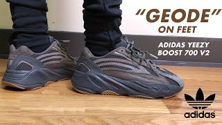 Adidas Yeezy Boost 700 V2 Geode Review and On Feet