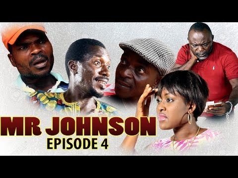 Mr Johnson [Season 4] - Latest Nollywood Comedy Movies 2017