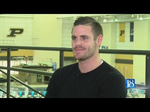 David Boudia diving into future