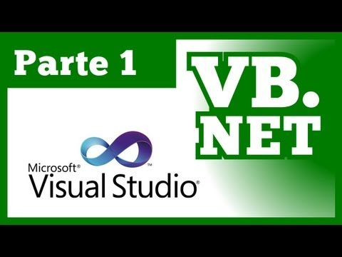 Tutorial Visual Basic .NET - Parte 1 (Curso VB.NET 2010 & 2012)