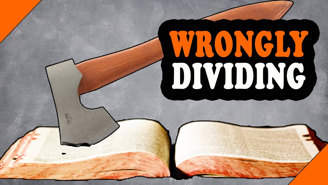 Rightly Dividing or Wrongly Dividing Matthew 24?