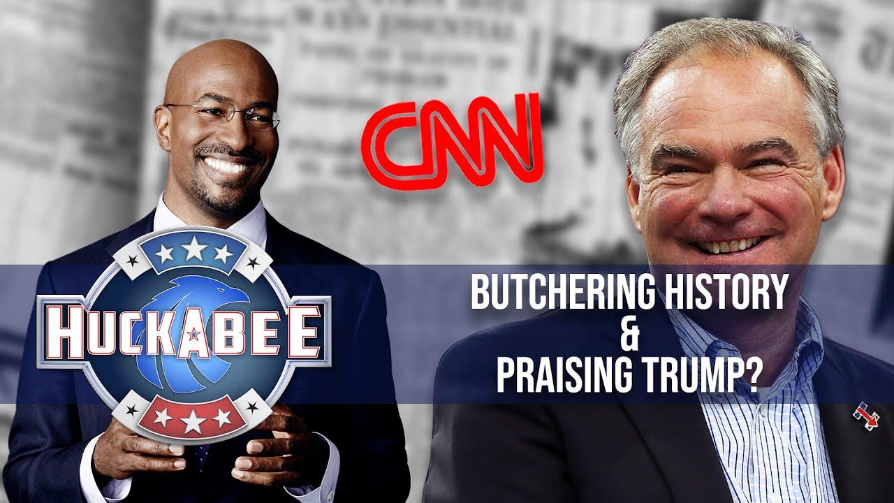 CNN Contributor Praises Trump And Former VP Candidate BUTCHERS History | FOTM | ATS | Huckabee