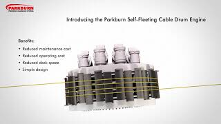 Introducing Parkburn's Self-Fleeting Cable Drum Engine