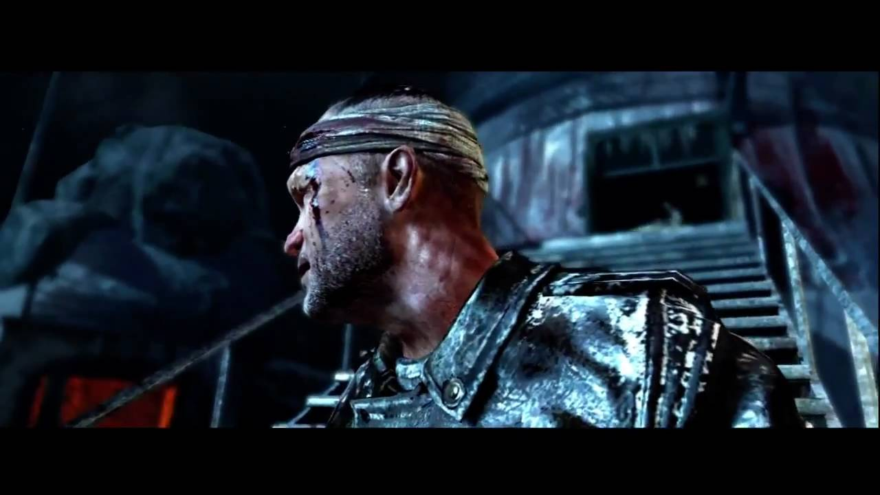 Call Of Duty Black Ops Zombies  Call Of The Dead Cinematics