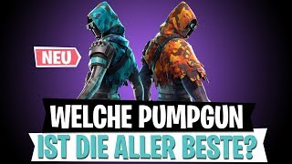 Die NEUE BESTE Pumpgun in Fortnite! | Neue Skins Leak | Fortnite Battle Royale