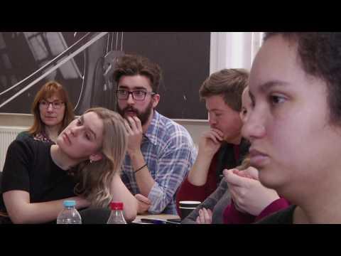Cyd Sturgess: Best Postgraduate who Teaches (Literature in Dutch)