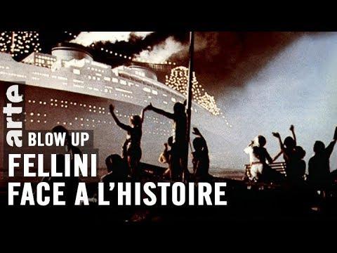 Face à l'Histoire : Federico Fellini - Blow Up - ARTE