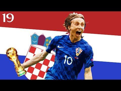 🇭🇷 La Croatie peut-elle gagner la Coupe du Monde 2018 ?
