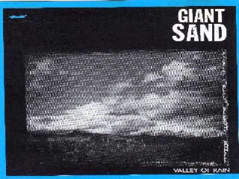 Giant Sand-Curse of a thousand flames