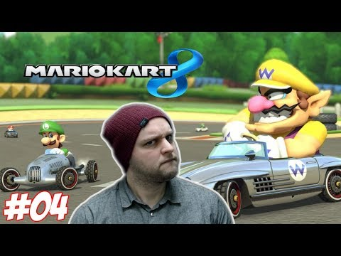I Had High Hopes In You Waluigi... - Mario Kart 8 - Gameplay [#04]