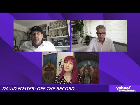David Foster Talks New Documentary Off The Record And Wife Katharine Mcphee Youtube