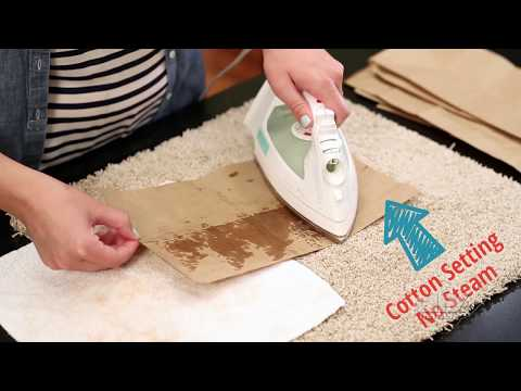 Removing Carpet Stains and Wax - DIY Network