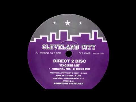 Direct 2 Disc - Excuse Me (Original Mix)