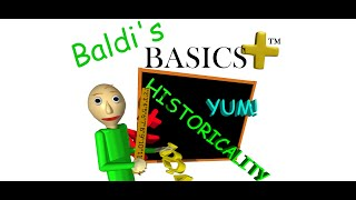 El PELON No Calma La Calva |Baldi's Basics|