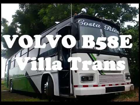 VOLVO B58E Villa Trans
