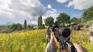 Battlefield V IMMERSION , NO HUD Gameplay Multiplayer