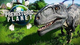 SOUTH AMERICAN DINOSAUR EXHIBIT | Prehistoric Planet (Jurassic World: Evolution)