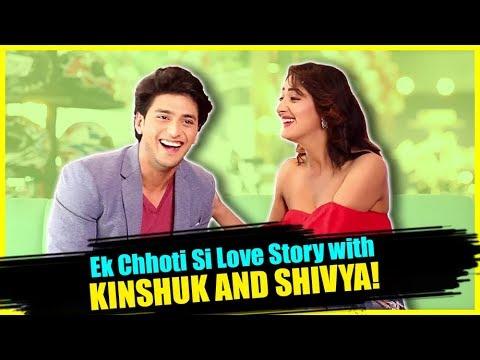 Episode 10 of ShowbizWithVahbiz featuring Shivya Pathania and Kinshuk Vaidya