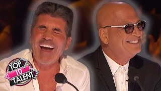 10 INCREDIBLE Performances From The FINAL Of America's Got Talent 2021!