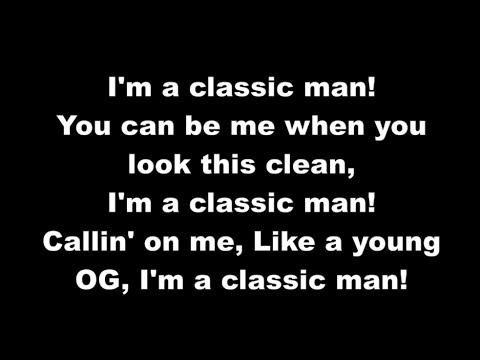 Jidenna - Classic Man (Clean w/ Lyrics)