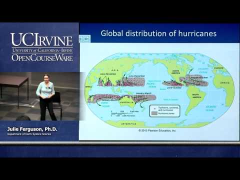 ESS 5. Lec. 15. The Atmosphere: Hurricanes